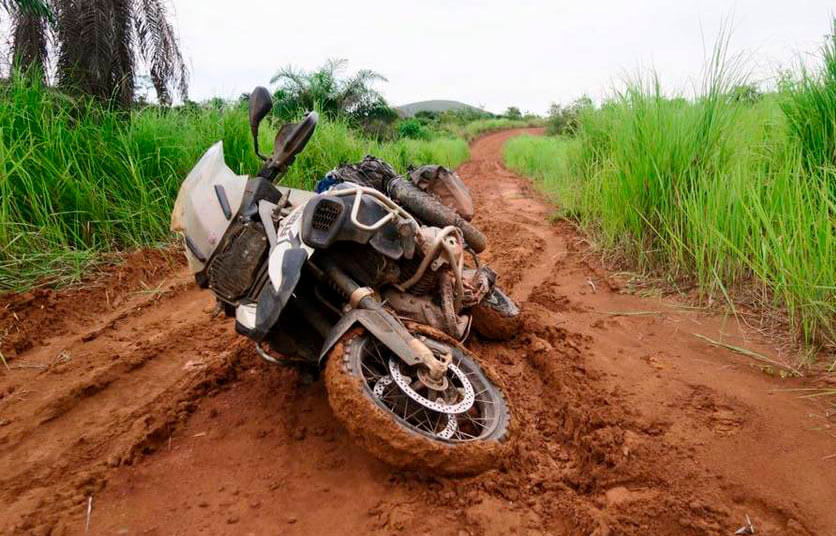 What to Do When ADV Riding Goes Bad