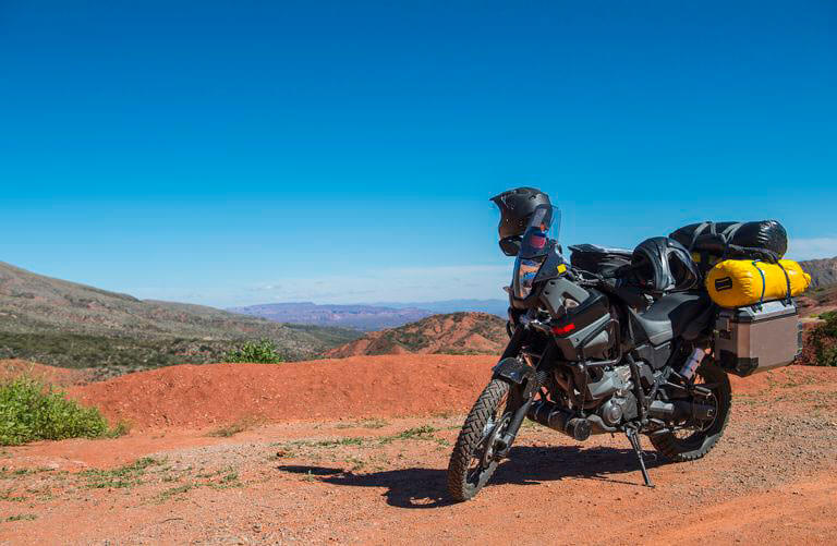 What to Pack for a Motorcycle Trip