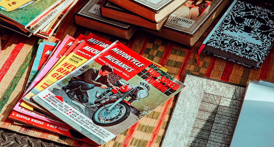 5 Essential Books For Your Motorcycle Workshop
