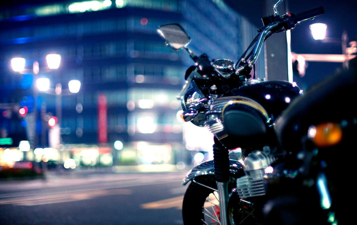 What To Expect When Riding At Night