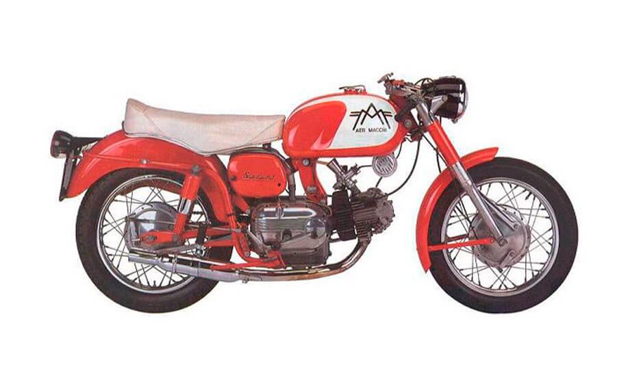 Aermacchi Spirit 250