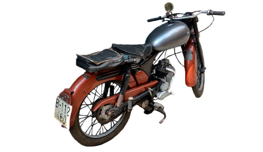 Ducati 65 TL - Turismo Lusso