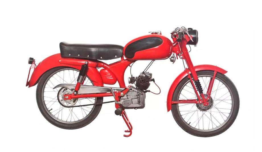 Ducati 65 TS - Turismo Sport