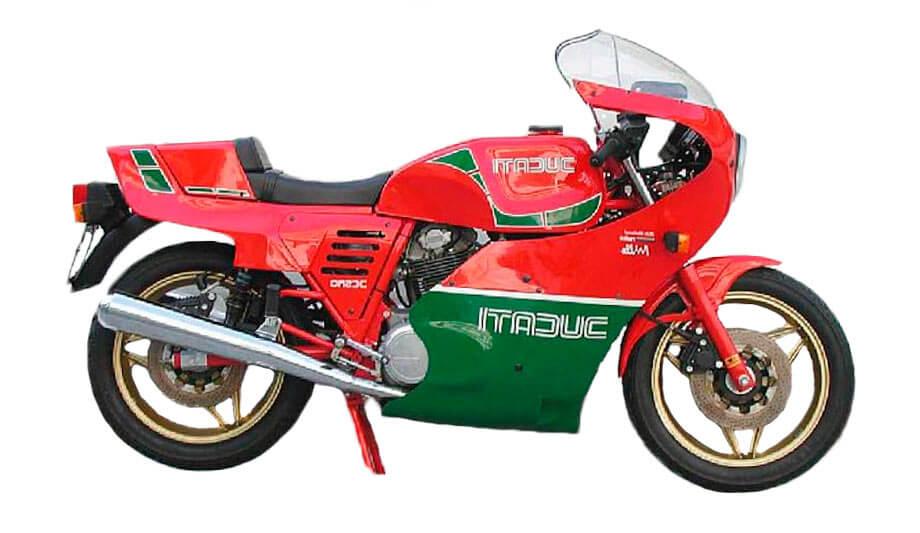 Ducati 1000 SS Hailwood-Replica