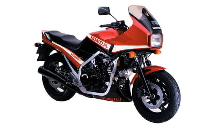 Honda VF 1000 F