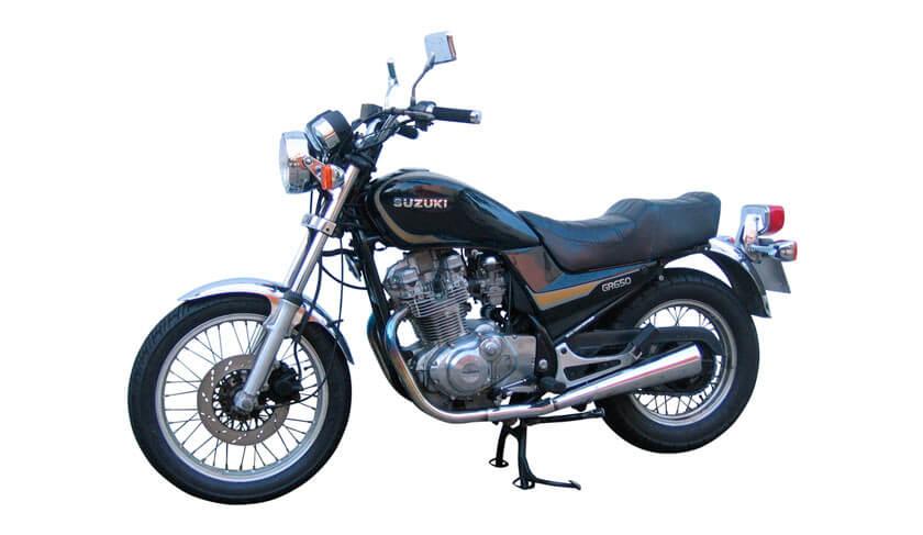 Suzuki GR 650 X
