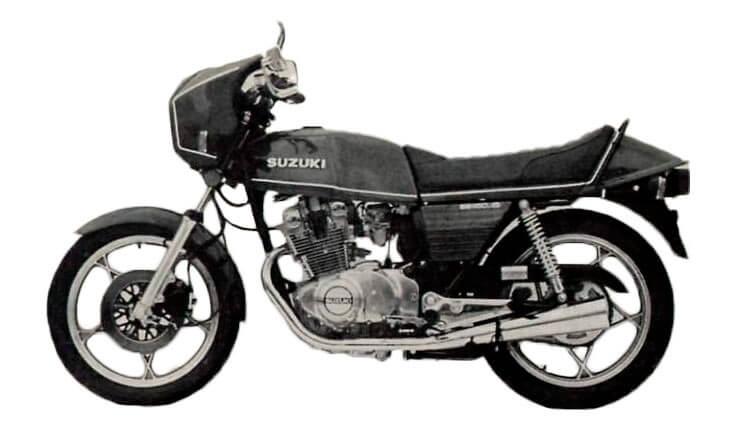 Suzuki GS 450 S