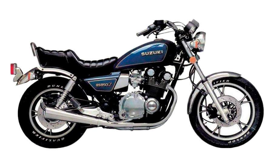Suzuki GS 850 L