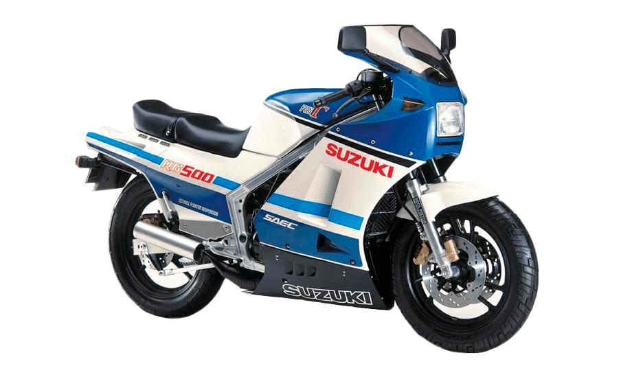 Suzuki RG 500 - Gamma