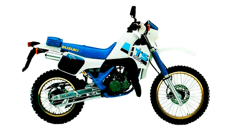Suzuki TS 250 X